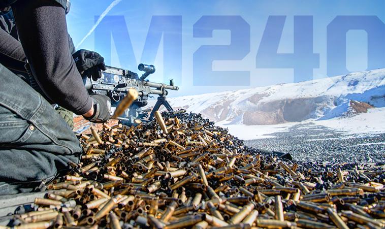 US Ordnance | M2 MK43 M60 M240 | Defense Systems Manufacturing