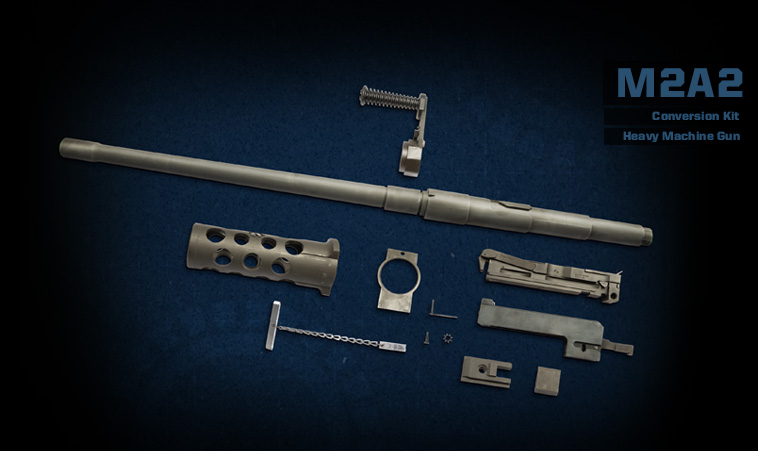 M2A2 Conversion Kit Product Photo